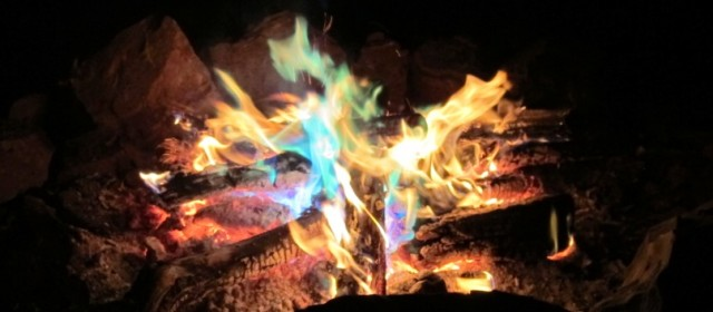 Campfire Council: Finding Guidance in Natural Places